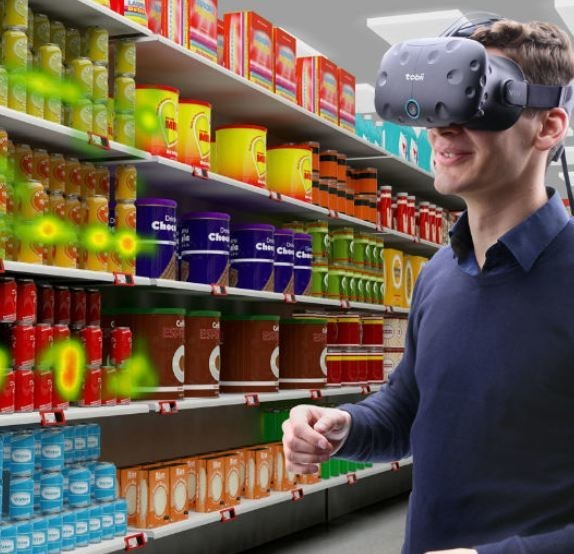 ST&T Research adds virtual reality to the in-store neuromarketing toolbox