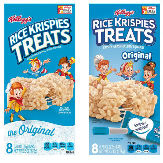 Rice Krispies Treats: Positively Influencing Consumer Purchasing Decisions In-Store